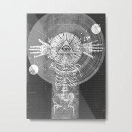 Presage Metal Print