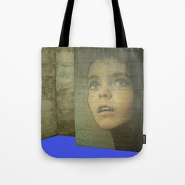 Girl Around Town 3 Tote Bag