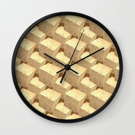 Unwavering Wall Clock