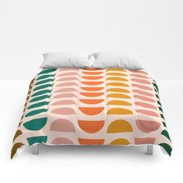 Retro 70s Geometrics Comforters