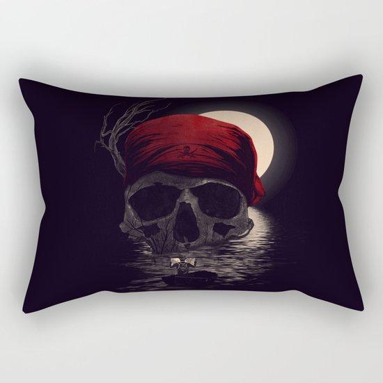 Treasure Hunting Rectangular Pillow
