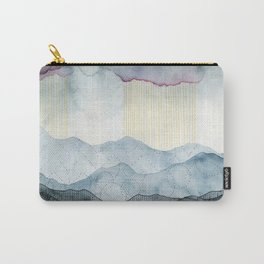 Mountians and Mandalas lll Carry-All Pouch