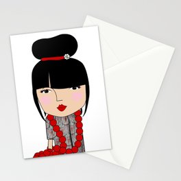 Mss East Stationery Cards