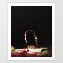 Orphans 9 Art Print