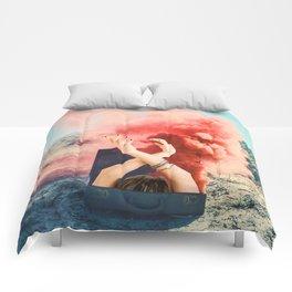 Adventure begins Comforters