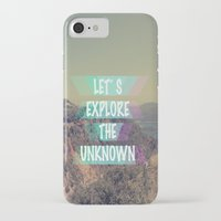 explore iPhone & iPod Cases featuring EXPLORE by AA Morgenstern