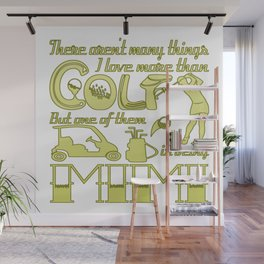 Golf Mimi Wall Mural