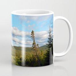 Big Skies over Mountain Trail Coffee Mug