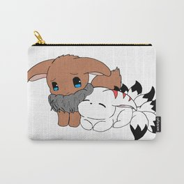 Cute Rin and Nicky Carry-All Pouch