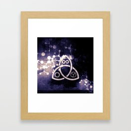 Raines Empire - Coalition Symbol Framed Art Print