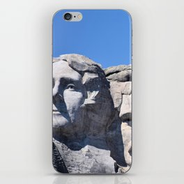 Mount Rushmore iPhone Skin