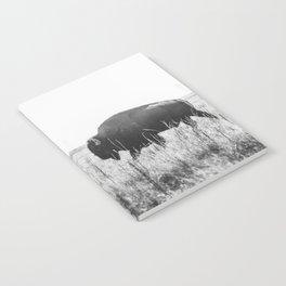 Bison strut Notebook