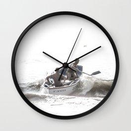 Wave riders Wall Clock