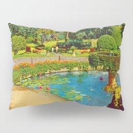 Gardens of Pluto Pillow Sham
