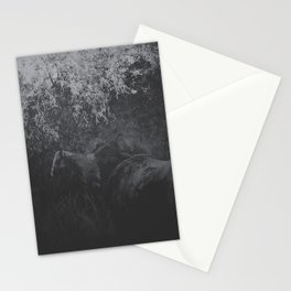 Field of Horses Stationery Cards