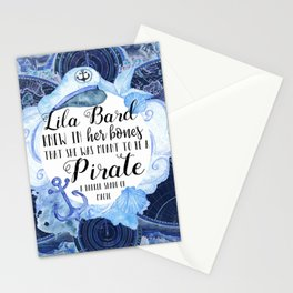 Lila Bard Stationery Cards
