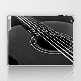 La guitarra Laptop & iPad Skin