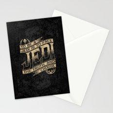 To Be A Jedi Stationery Cards