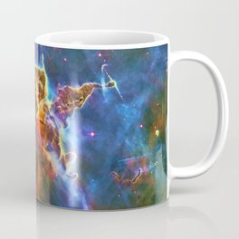 Mystic Mountain - Pillars of Creation Coffee Mug
