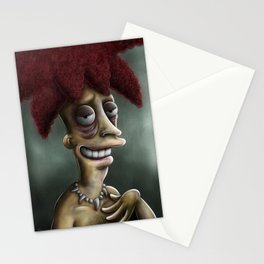Sideshow Bob Stationery Cards