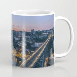 Porto from Serra do Pilar. Coffee Mug