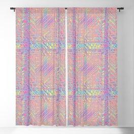 Diagonal fragmentation Blackout Curtain