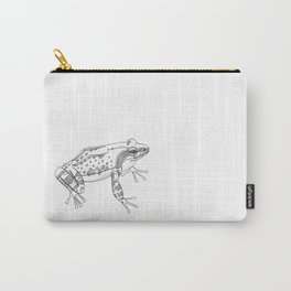 Little frog Carry-All Pouch