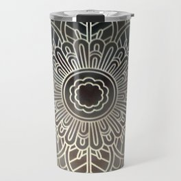 Light Mandala Travel Mug