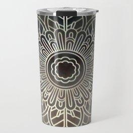 Light Mandala Travel Mug