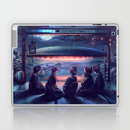 Night Guest  Laptop & iPad Skin