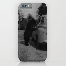 Mr. Bear goes to work iPhone 6s Slim Case