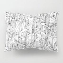 Isometric Urbanism pt.1 Pillow Sham