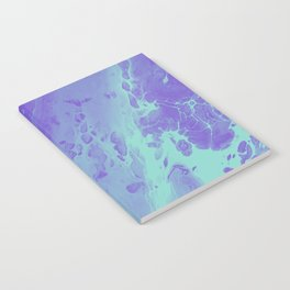 Tint - Abstract Marble Texture Series: 01 Notebook