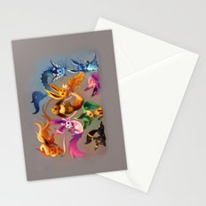 Chibi-lutions Stationery Cards