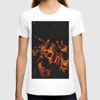 it crowd T-shirts featuring The crowd by Old Sole Studio