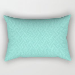dotted saya Rectangular Pillow