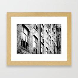 Abandoned Mill Framed Art Print