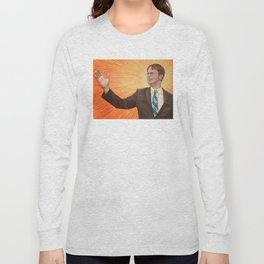 Dwight Schrut The Messiah Long Sleeve T-shirt