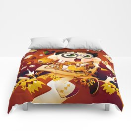 Alice in Wonderland- The King of Hearts Comforters
