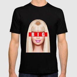 Big Little Barbie (Big) T-shirt