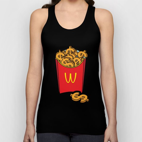 Pop Icon - Warhol Unisex Tank Top