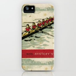 Row Vs. Wade iPhone Case