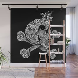 A Pirate Adventure Wall Mural