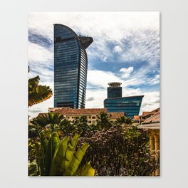 Vattanac Capital Tower Canvas Print