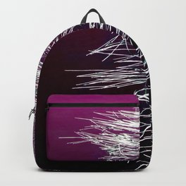 Purple Lake & Silver Reeds Backpack