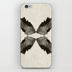 fish and mirrors iPhone & iPod Skin