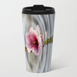 Nectarine ripples Travel Mug