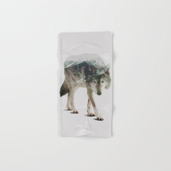 Winter Hunter Hand & Bath Towel