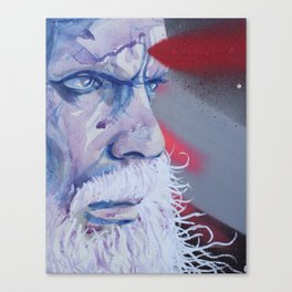 Ya See? Seen. Canvas Print