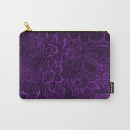 Florist Night Shadow Carry-All Pouch
